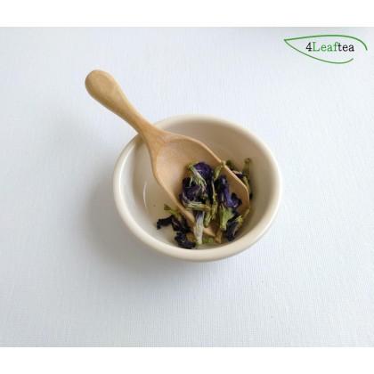 4Leaftea Lucky Icarus Premium Blue Butterfly Pea Flower Tea Natural Food Coloring 40g Teh Bunga Telang