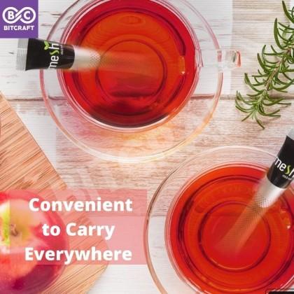 MESH Tea Stick Bag Pomegranate Tea Imported from Turkey 16 Sticks Delima Buah Teh Bitcraft